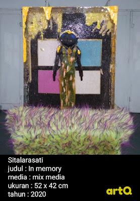 In Memory karya Sitalarasati