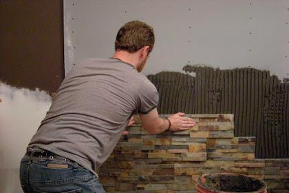 Tips Memasang dan Merawat Batu Alam Dinding