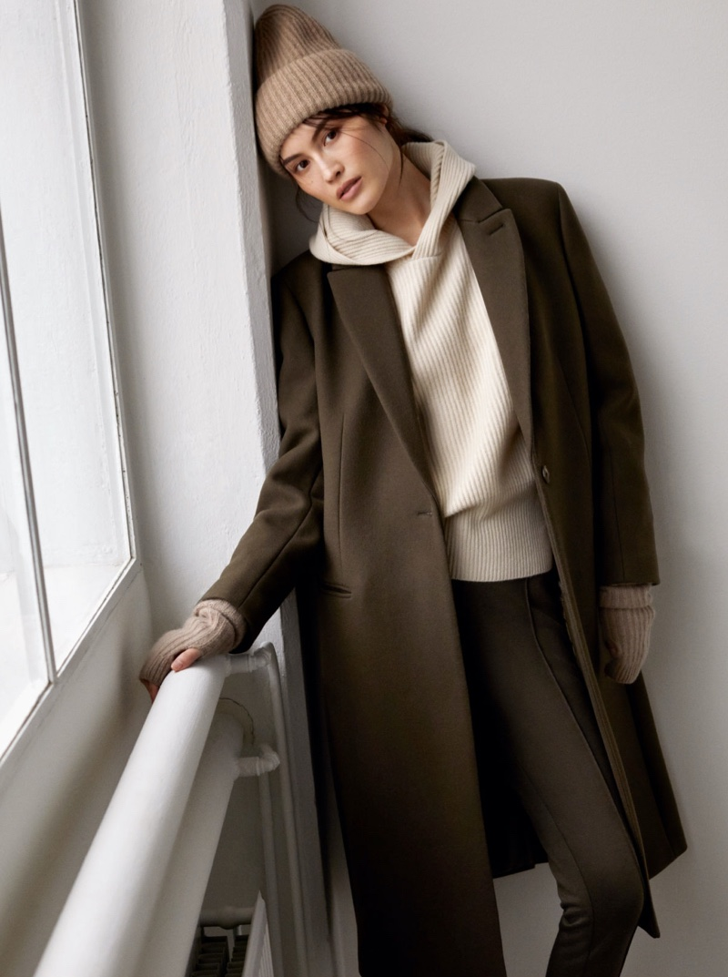 H&M 'Luxe Layers' Fall/Winter 2019 Lookbook