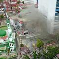 Jaringan Telkomsel Se Riau Mati, Akibat Gedung Plasa Terbakar