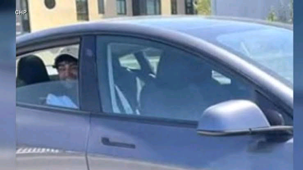 California Tesla Driver Arrested While Riding In Backseat