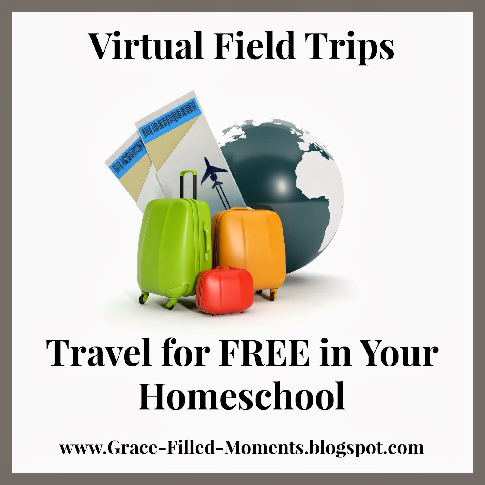 Grace Filled Moments Travel For Free With Virtual Field