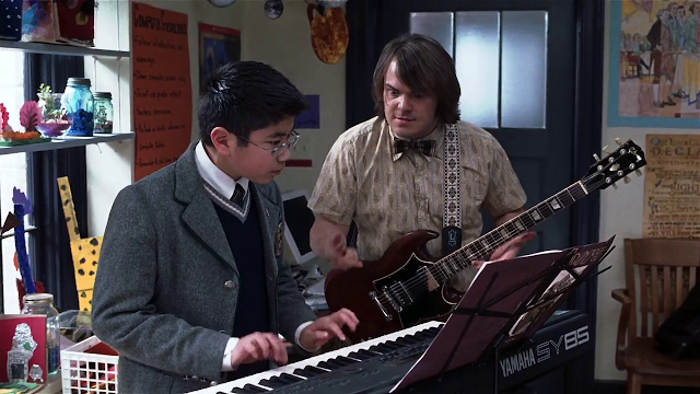 School of Rock 2003 Dual Audio Hindi 720p BluRay