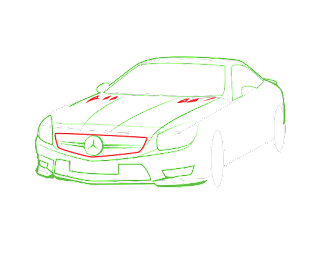 HOW-TO-DRAW-A-2014MercedesBenz