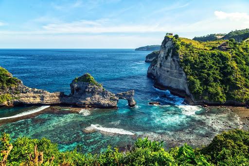 16 Pantai terbaik di Nusa Penida yang wajib Untuk Dikunjungi, pantai sebele