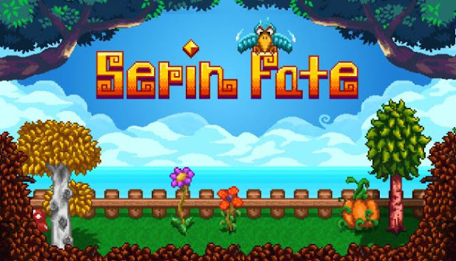 Serin Fate is a pixel based RPG sandbox with amazing adventures in a world filled with magic.