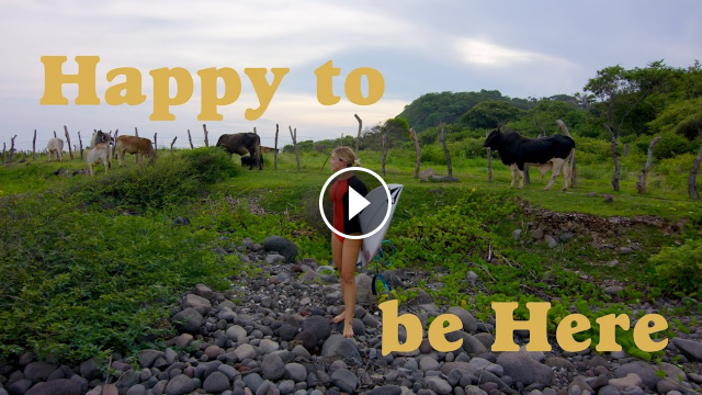 Happy to be Here - Coco Ho