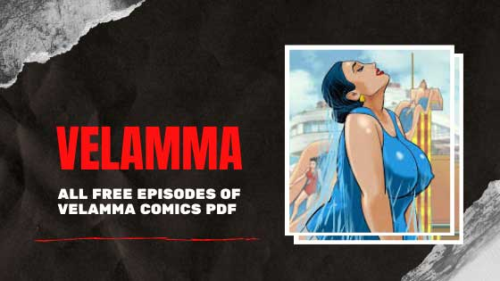 Velamma |  All Free Episodes of Velamma Comics PDF