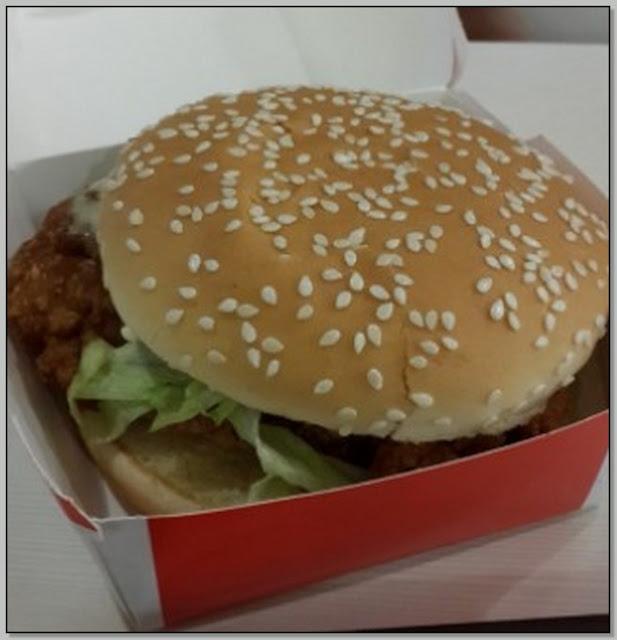 """TEMPAT MAKAN ENAK DI SURABAYA: """"McDonald's PLAZA MARINA"""""""