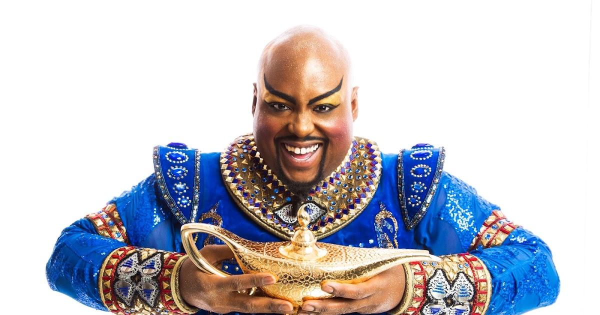 Aladdin Musical Major Attaway Is Broadway S New Genie
