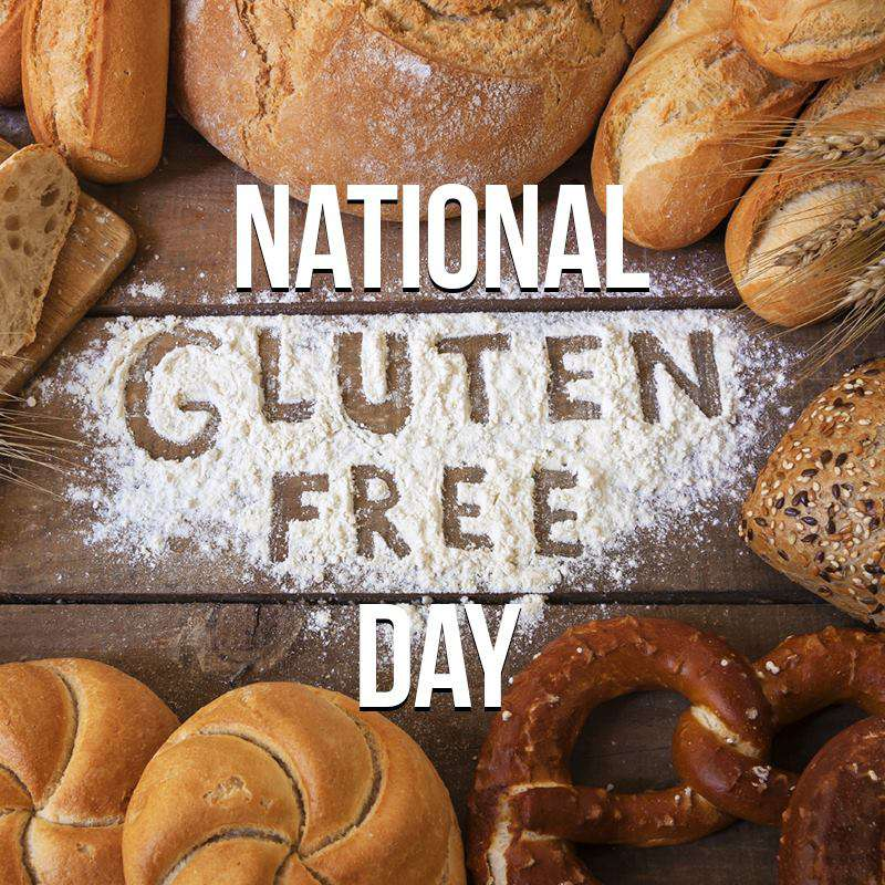 National Gluten-Free Day Wishes Unique Image