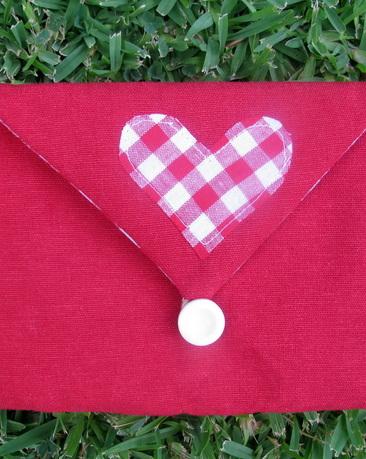 Tutorial - The Love Letter Mini Clutch