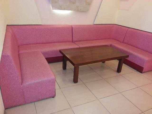 Ghế sofa karaoke đơn giản