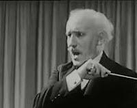 Toscanini dirige due