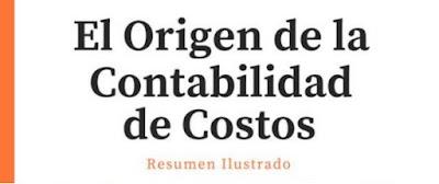 El Origen de la Contabilidad de Costos [PDF]