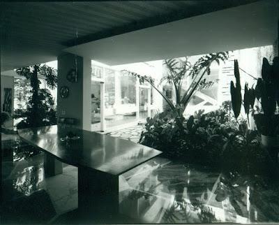 Gio Ponti (1891-1979) Obra en Caracas en la Sala Mendoza