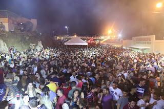 Multidão compareceu a última noitada do São Pedro de Picuí. Confira imagens