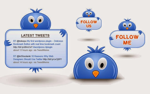 Free high resolution twitter bird icons and image