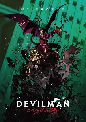 Devilman Crybaby Torrent 2018 Dublado 720p Bluray HD WEB-DL