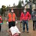 Coordinadora de Minería y asociaciones del sector entregan ayuda a familias del Maule