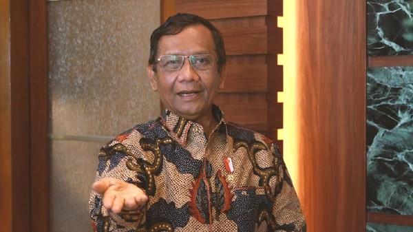Bicara Ekonomi, Mahfud Singgung Kemiskinan di Era SBY & Jokowi