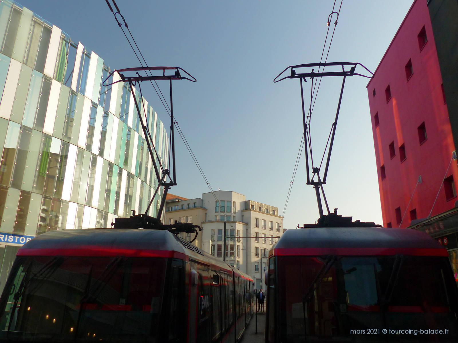 Tramway Tourcoing, 2021