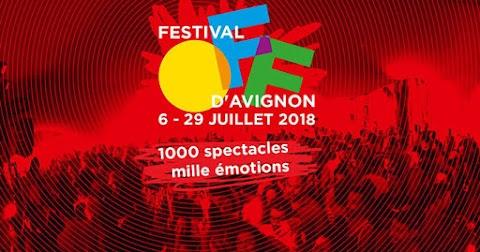 Avignon, le Off! Un festival (aussi!) de chanson