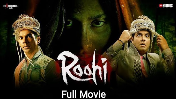 Roohi (2021) - Bollywood Full Movie Watch   Download
