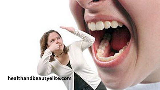 Causes and treatment of mouth odor