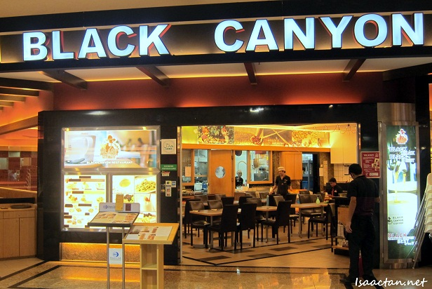 Black Canyon Restaurant