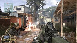 Call of Duty: Modern Warfare 2 multiplayer screenshot