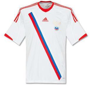 tolerancia almuerzo Pogo stick jump  canalfútbol Blog: Camiseta Suplente Adidas de Rusia para la Euro 2012