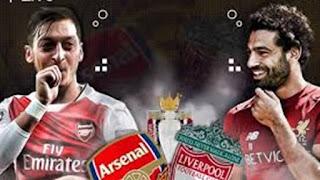 موعد مباراة ليفربول وارسنال اليوم 30-10-2019 كاس الرابطة الانجليزية