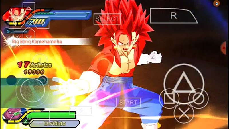 DBZ Tenkaichi Tag team Mod Beta V1.2 with New Attacks