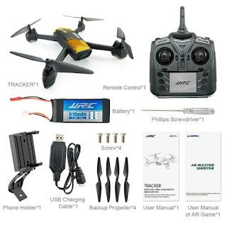 Spesifikasi Drone JJRC H55 - OmahDrones
