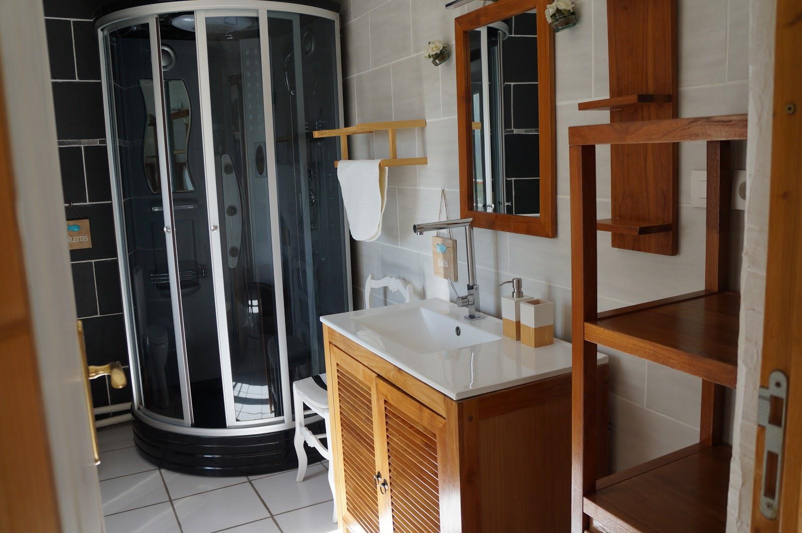 Le refuge des fées: La salle de bain