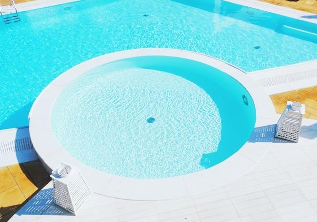 luksuzni Liostasi Ios hotel & spa spoljasnji bazen