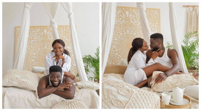 Comedian Crazeclown set to wed as he shares pre-wedding photos
