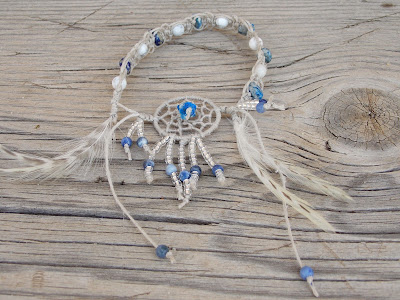 dream catcher anklets