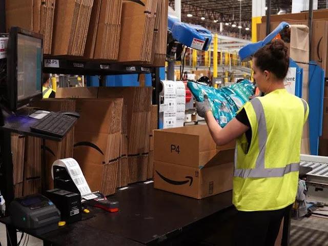 eBay khởi kiện Amazon