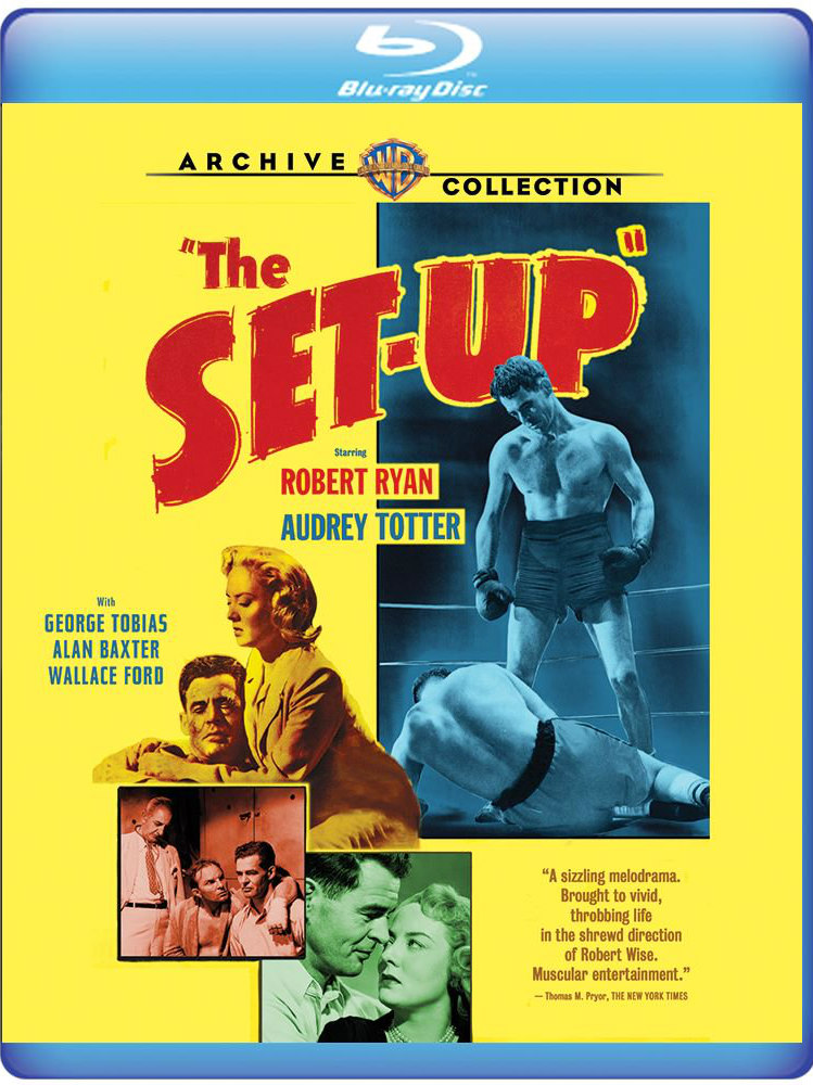 the set-up 1949 bluray