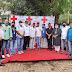 भारतीय रेड क्रॉस सोसाइटी ने 36 यूनिट किया रक्तदान