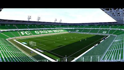 PES 2020 Stadium Euroborg