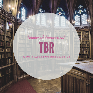 Triwizard Tournament Readathon TBR