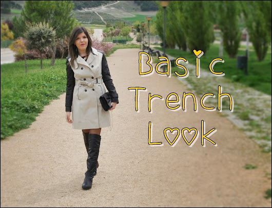 Basic Trench Look :)