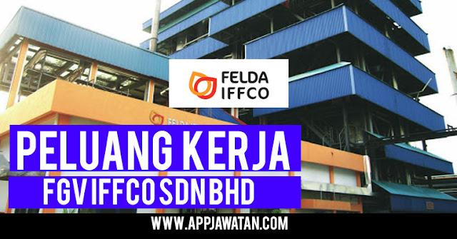 Jawatan Kosong Terkini di FGV Holdings Berhad.