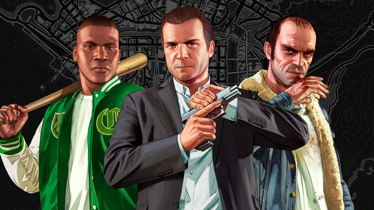 تحميل GTA V من Epic Games مجانا