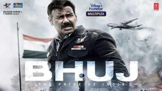 Bhuj The Pride of India Full Movie Watch Download Online Free