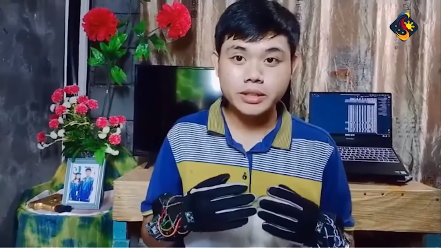 Gloves for Filipino Sign Language Conversion to Speech