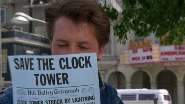Save The Clock Tower Image